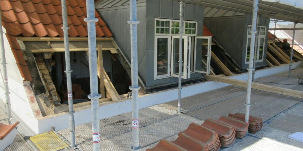 Bygningsskader – tag, facade, gulv og fundament