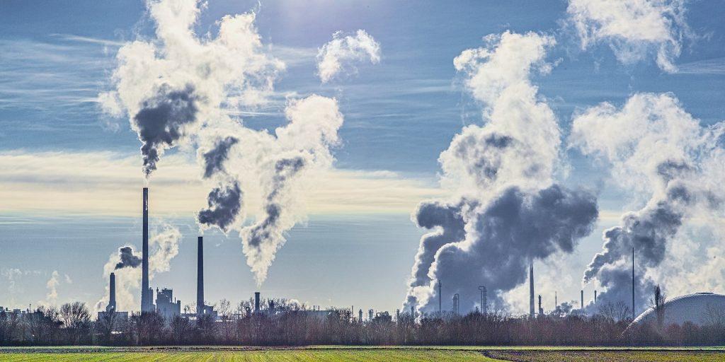 OML model bereggning - vurdering af lugt- og luftforurening