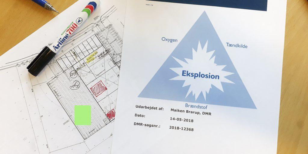 Udarbejdelse af Atex APV - arbejdsmiljørådgivning - dmr.dk