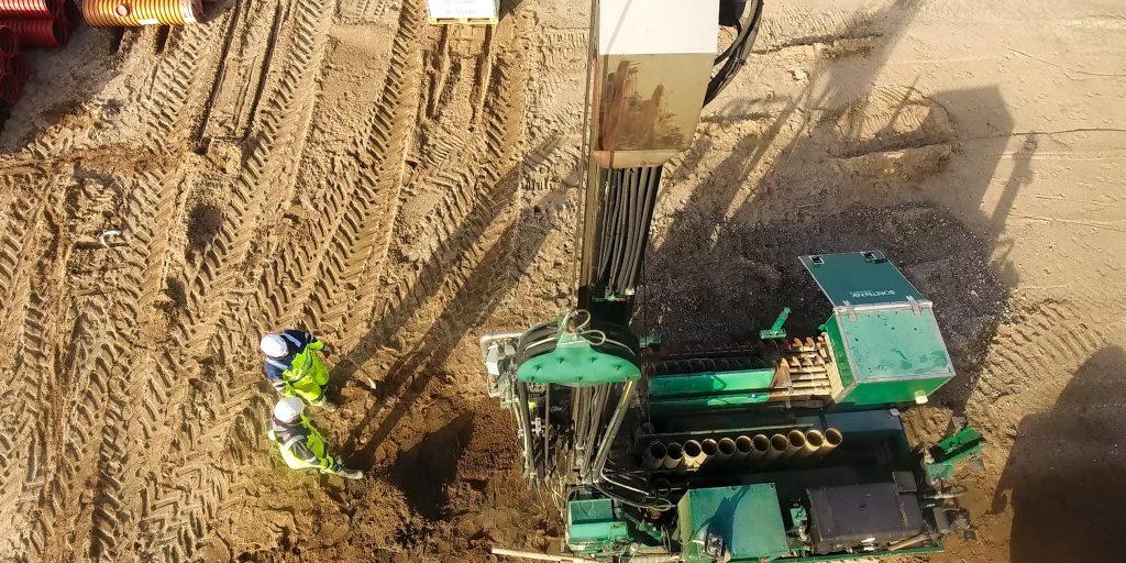 Geoteknik og fundering af byggeri, undersøgelse, rådgivning