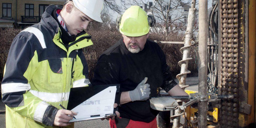Basis tilstandsrapport og ophørsrapport – miljøgodkendelse