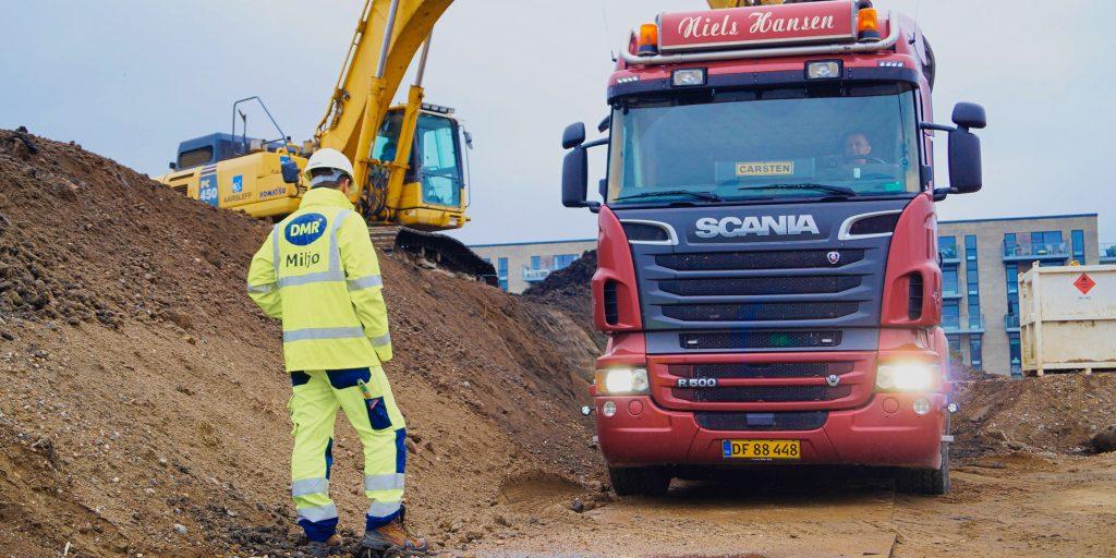 Nyttiggørelse af byggematerialer og jord, §33 eller §19