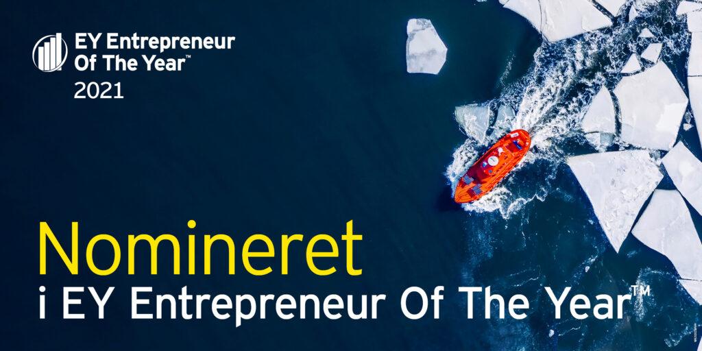 DMR deltager i konkurrencen EY Entrepreneur Of The Year 2021