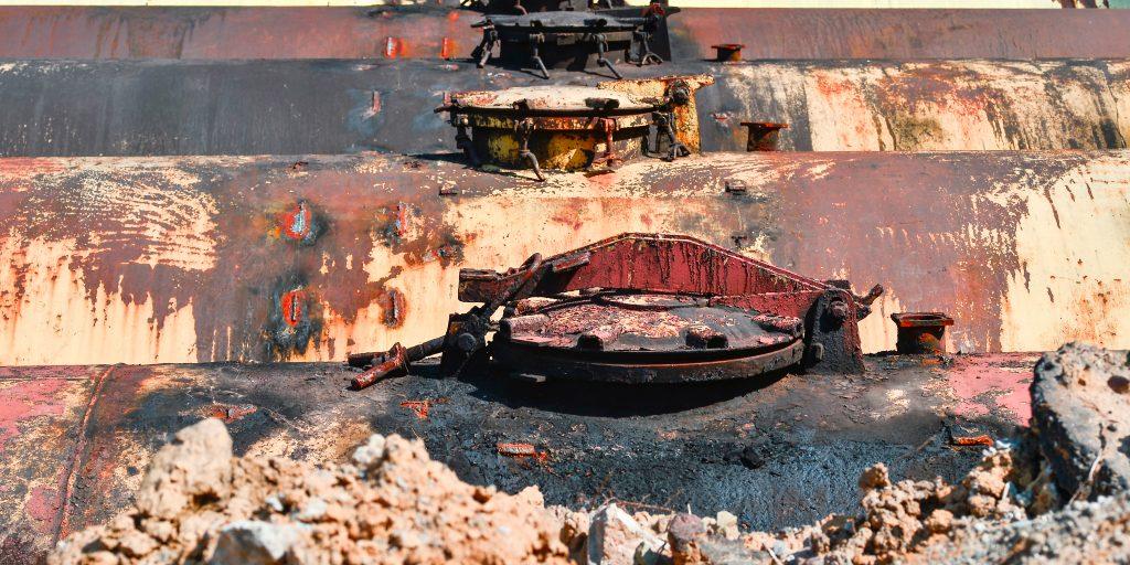 Find nedgravet olietank, tanklokalisering og tankscreening