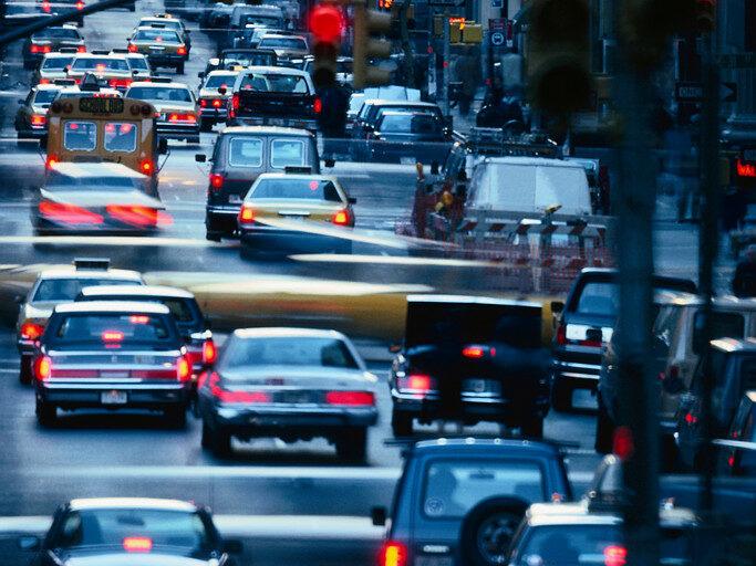 Trafikrelateret luft- og partikelforurening, rådgivning