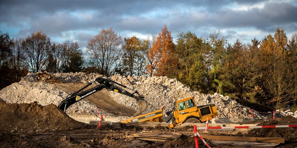 §8 ansøgning/tilladelse efter Jordforureningsloven til byggeri på kortlagte ejendomme