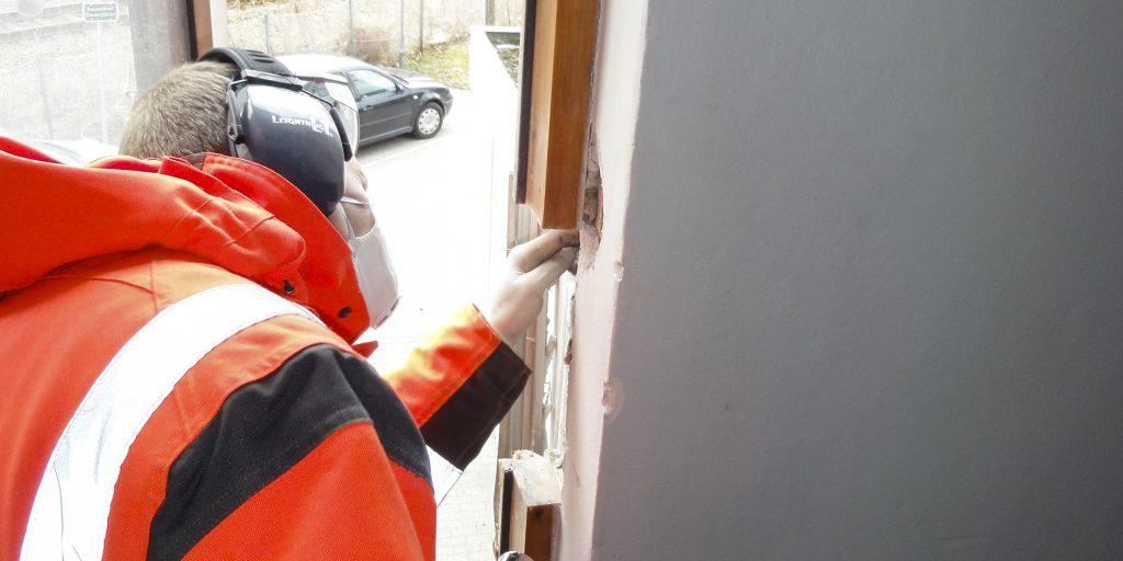 PCB sanering og PCB fjernelse i bygninger - miljørådgivning