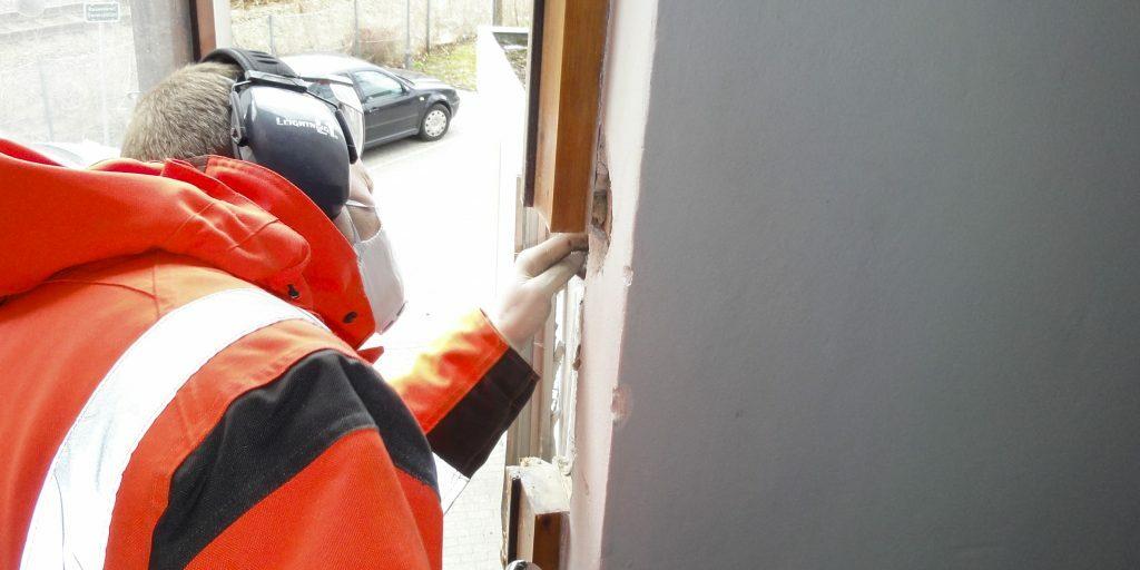 Projektleder, bygningsundersøgelser på Sjælland