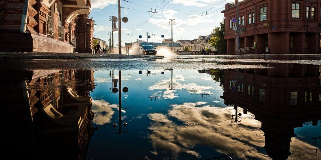 Klimatilpasningsplan, risiko for oversvømmelse - rådgivning