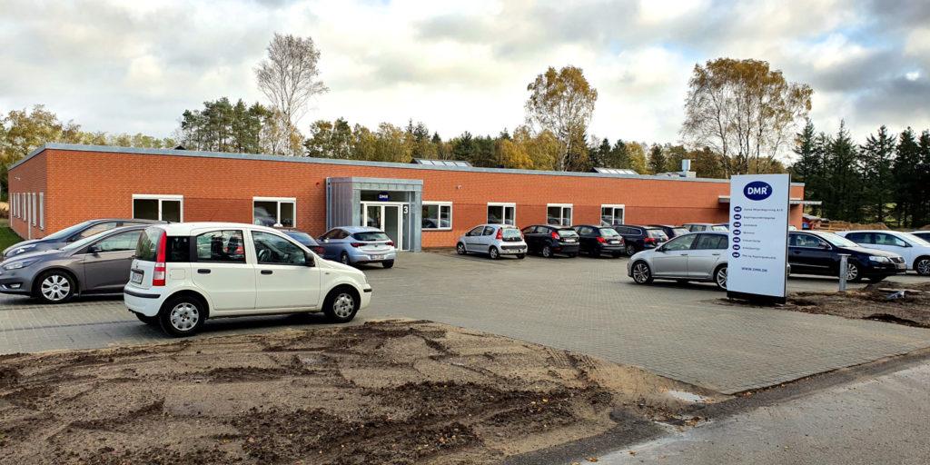 DMR i Silkeborg – kontakt os