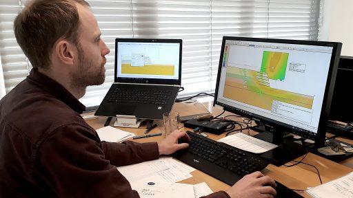 Erfaren projektleder til geotekniske beregninger og dimensionering