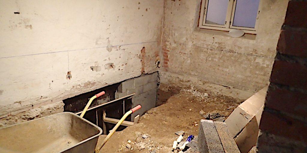 Rådgivning om radonsikring ved renovering og ombygning